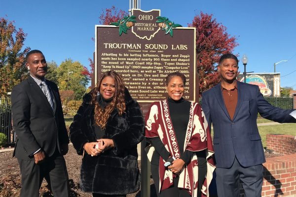 Troutman Historical Marker 2